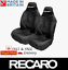 Fits VAUXHALL ASTRA GSI RECARO Car Sports Bucket Seat Covers Protectors x2