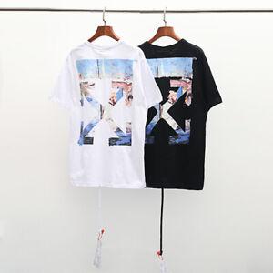 off white t shirt ebay