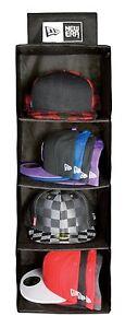 20 Cap Storage System Baseball Hat Holder Rack Wall Hooks Organizer Caprack NEW