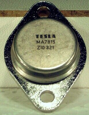TESLA Festspannungsregler MA7815