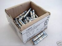 Partial Box Of 36 3m 10001 Copper Compression Connectors 6-awg Blue B176