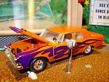 1963 63  PLYMOUTH SAVOY MAX WEDGE 426 LIMITED EDITION 1/64 1960'S SUPER STOCK HW