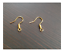50x-Silver-Gold-Red-Copper-Earring-Hook-Hooks-Coil-Ear-Wire-Posts-Backs-Findings thumbnail 2