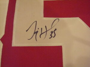 Jimmy-Howard-AUTOGRAPHED-Detroit-Red-Wings-REEBOK-HOME-JERSEY-SIGNED-SIZE-52