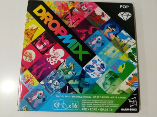 DropMix Pop diamond target exclusive new