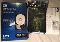 Western Digital Caviar Blue 320gb (new Sealed) 7200 Rpm Sata