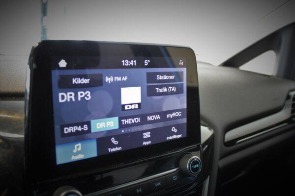 Ford Fiesta 1,5 TDCi 85 Titanium billede 16