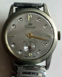 Vintage-Lucerne-Electra-Watch-Crystal-Enhanced-Silver-Dial-Lifetime-Mainspring