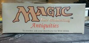 Booster Box 1993 Very Rare Mtg Magic