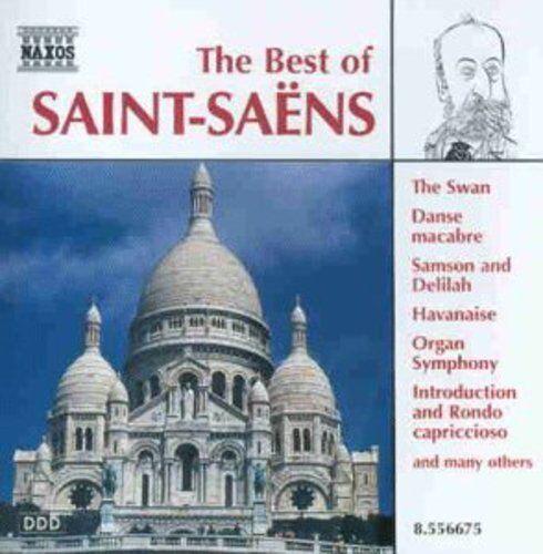 C. Saint-Saens - Best of Saint-Saens [New CD]