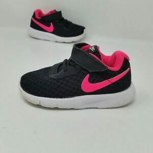 03dd539c38 Nike Tanjun TDV (Toddler Girl's Size 6C) Athletic Sneaker Shoes ...