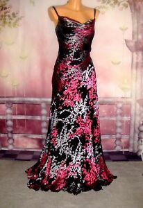 MONSOON-039-Acapulco-Gwen-039-Silk-Evening-Dress-20-Absolutely-Gorgeous