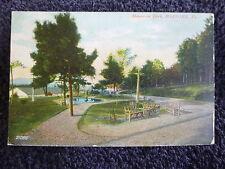 1908 The Mountain Park in Roanoke, Va Virginia PC