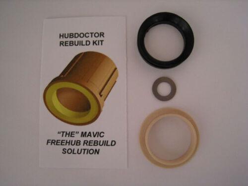 MAVIC CROSSMAX FREEHUB Bague .005 Oversize Remplacement Kit