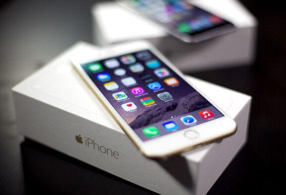 APPLE IPHONE 6 PLUS 64GB GOLD  NUOVO GRADO A+++  °°SIGILLATO°° NO FINGERPRINT