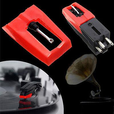 1X Turntable Phono Cartridge Stylus Pickup LP Vinyl Record Player Accessory Part