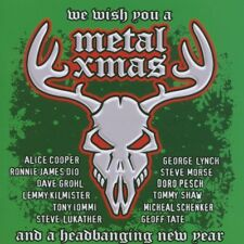 Diverse Metal - We Wish You a Metal Xmas and a Headbanging New Year