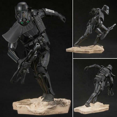Kotobukiya Rogue One A Star Wars Story Death Trooper ArtFX Statue