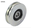 79mm-R-Groove-steel-pulley-wheel-for-8mm-rope-or-wire-with-bearing-gym-pulley 縮圖 7
