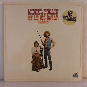 Michel-Fugain-Et-Le-Big-Bazar-Numero-Trois-Vinyl-12-034-LP-Album