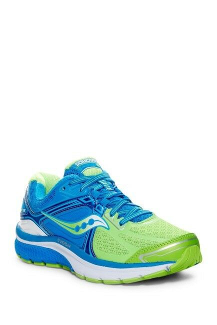 Saucony Women's Omni 15 Running shoes, bluee Slime, 6 M US S10316-2