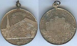 Médaille Souvenir - Paris 1889 Souvenir Exposition Universelle Centenaire Révol