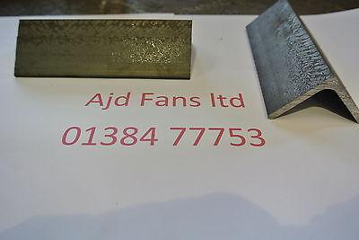 Steel Angle iron 50mm x 50mm x 3mm x 3mtr equal angle iron