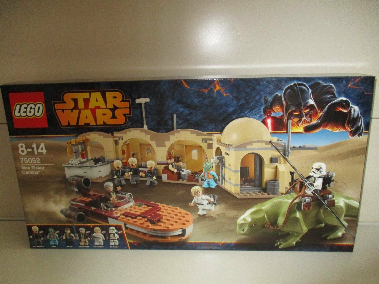 LEGO 75052 Star Wars Mos Eisley Cantina Nuovo OVP Sigillato