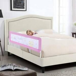 Kids Bed Guard Toddler Safety Children Side Barrier ...