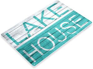 Lake-House-Rustic-Kitchen-Bar-Boat-Beach-Retro-Wall-Art-Decor-Metal-Tin-Sign