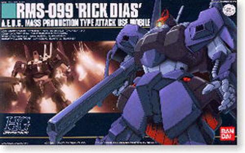 Bandai HG 1//144 #HGUC-010 RMS-099 Rick Dias