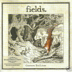 FIELDS-Charming-The-Flames-etched-vinyl-7-034-new-unplayed