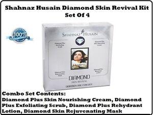 Studios Shahnaz hussain diamond facial see