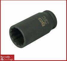 "Frappe-Douille toptul 3//4/"" 21 mm 6 pans long"