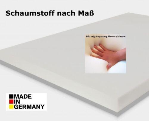 Einlage für Sattelpad Western Pad Gel Gelschaum PU Schaumstoff Visco Memory Foam