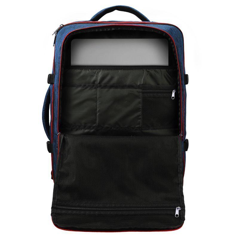 CABIN Max MALAGA ZAINO RYANAIR EASYJET EASYJET RYANAIR Jet2 55 x 40 x 20cm 44L Laptop 5f7eaa