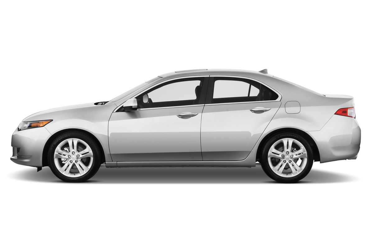 Acura TSX side view