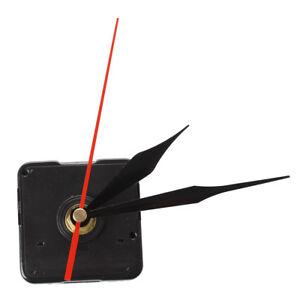 Mouvement-Mecanisme-Horloge-a-Quartz-3-Aiguille-Noir-Rouge-DIY-Reparation-K4K1