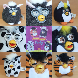 McDonalds-Happy-Meal-Toy-2000-Furbie-Furbies-Figures-Pets-Various-Toys