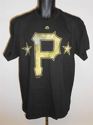 Sport Neu Pittsburgh Pirates Herren Gr L L Majestätisch Hemd 65hd Um Jeden Preis Weitere Ballsportarten