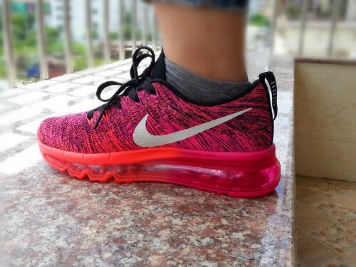 running Max 006 de Air Nike Flyknit 5 Unido Tamaño Reino 620659 4 Zapatillas Wmns 1Y5qwa88