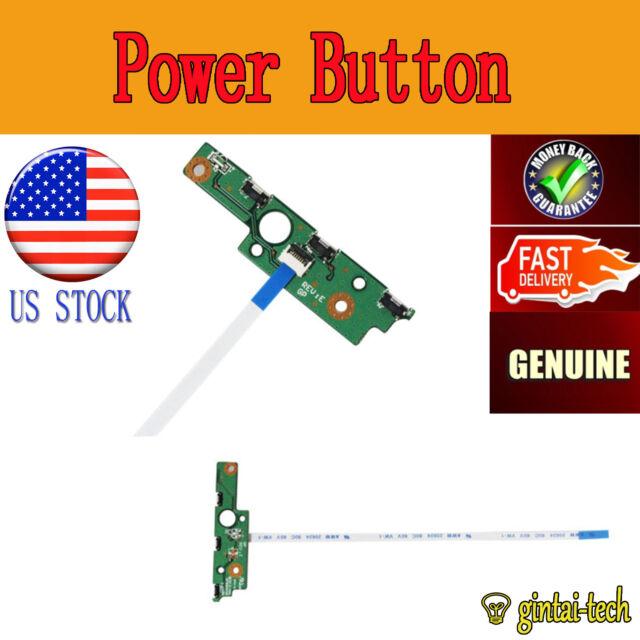 For TOSHIBA Satellite P755 P755-S5320 P755-S P750 Power Button Cable DA300006JMO