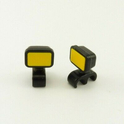 3741 Playmobil Lot de 2 Spots Rectangulaires pour Véhicules