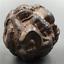 China-Hand-Carved-natural-wooden-12-Zodiac-ball-statue-tiger-dragon-horse thumbnail 4