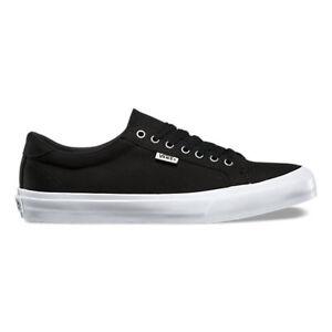 0c5e8bb450 Vans Court Black Men s 8.5 Skate Shoes New Sneakers Skater Women s ...