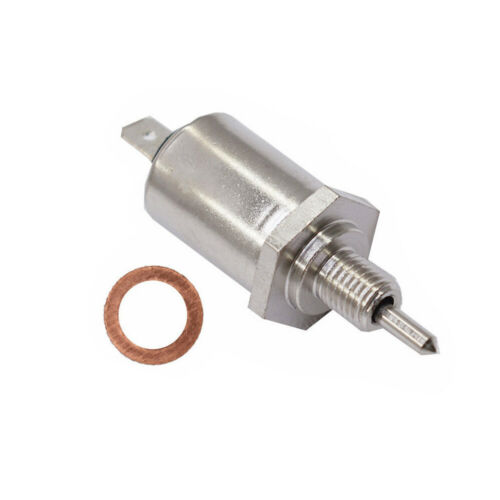 Shut Off Solenoid Replaces for 21188-2011 M138477 X475 Lawn Mower CA OK