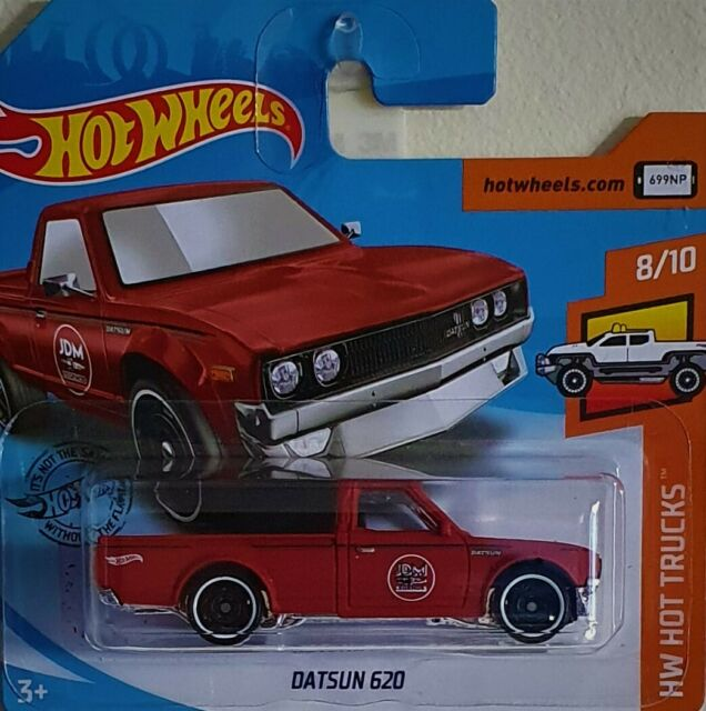 Hot Wheels 2020 - Datsun 620 - HW Hot Trucks