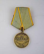 II WK UdSSR  Orden für Verdienste im Kampf  Medaille !