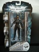 Batman The Dark Knight Rises CATWOMAN Movie Masters Goggles Up Action Figure