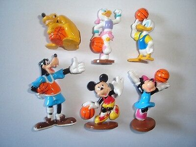 FIGURES COLLECTIBLES DISNEY MICKEY MOUSE /& FRIENDS 1 FIGURINES SET ZAINI